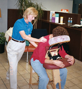 Corporate Services | Dayton Massage Connection